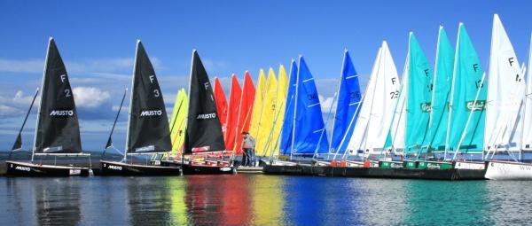 bild:Folkboat Wannabes;